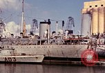 Image of French ships and destroyers Casablanca Morocco, 1942, second 39 stock footage video 65675051818