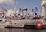Image of French ships and destroyers Casablanca Morocco, 1942, second 40 stock footage video 65675051818