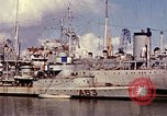 Image of French ships and destroyers Casablanca Morocco, 1942, second 42 stock footage video 65675051818