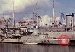 Image of French ships and destroyers Casablanca Morocco, 1942, second 43 stock footage video 65675051818