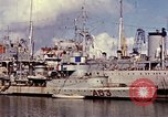 Image of French ships and destroyers Casablanca Morocco, 1942, second 44 stock footage video 65675051818