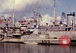 Image of French ships and destroyers Casablanca Morocco, 1942, second 45 stock footage video 65675051818