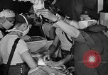 Image of men aboard LST English Channel, 1944, second 14 stock footage video 65675051819