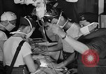 Image of men aboard LST English Channel, 1944, second 16 stock footage video 65675051819