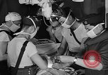 Image of men aboard LST English Channel, 1944, second 18 stock footage video 65675051819