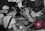Image of men aboard LST English Channel, 1944, second 19 stock footage video 65675051819