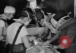 Image of men aboard LST English Channel, 1944, second 22 stock footage video 65675051819