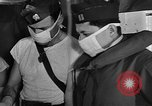 Image of men aboard LST English Channel, 1944, second 37 stock footage video 65675051819