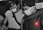 Image of men aboard LST English Channel, 1944, second 38 stock footage video 65675051819