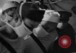 Image of men aboard LST English Channel, 1944, second 49 stock footage video 65675051819