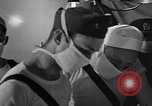 Image of men aboard LST English Channel, 1944, second 57 stock footage video 65675051819