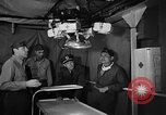 Image of American officers aboard LST English Channel, 1944, second 19 stock footage video 65675051820