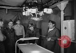 Image of American officers aboard LST English Channel, 1944, second 23 stock footage video 65675051820