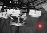 Image of American officers aboard LST English Channel, 1944, second 34 stock footage video 65675051820