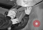 Image of American officers aboard LST English Channel, 1944, second 46 stock footage video 65675051820