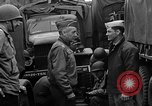 Image of American officers aboard LST English Channel, 1944, second 8 stock footage video 65675051821