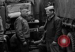 Image of American officers aboard LST English Channel, 1944, second 13 stock footage video 65675051821
