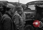 Image of American officers aboard LST English Channel, 1944, second 16 stock footage video 65675051821