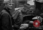 Image of American officers aboard LST English Channel, 1944, second 20 stock footage video 65675051821