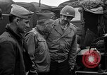 Image of American officers aboard LST English Channel, 1944, second 28 stock footage video 65675051821