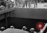 Image of American officers aboard LST English Channel, 1944, second 34 stock footage video 65675051821