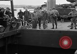Image of American officers aboard LST English Channel, 1944, second 37 stock footage video 65675051821