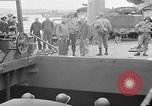 Image of American officers aboard LST English Channel, 1944, second 38 stock footage video 65675051821