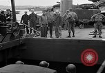Image of American officers aboard LST English Channel, 1944, second 39 stock footage video 65675051821