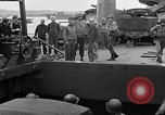 Image of American officers aboard LST English Channel, 1944, second 40 stock footage video 65675051821