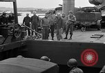 Image of American officers aboard LST English Channel, 1944, second 42 stock footage video 65675051821