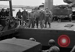 Image of American officers aboard LST English Channel, 1944, second 43 stock footage video 65675051821