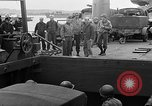 Image of American officers aboard LST English Channel, 1944, second 48 stock footage video 65675051821