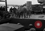 Image of American officers aboard LST English Channel, 1944, second 50 stock footage video 65675051821
