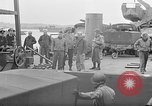 Image of American officers aboard LST English Channel, 1944, second 51 stock footage video 65675051821