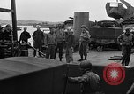 Image of American officers aboard LST English Channel, 1944, second 52 stock footage video 65675051821