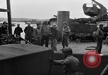 Image of American officers aboard LST English Channel, 1944, second 53 stock footage video 65675051821