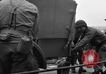 Image of American officers aboard LST English Channel, 1944, second 60 stock footage video 65675051821