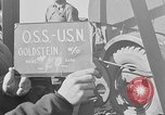 Image of American troops aboard LST English Channel, 1944, second 1 stock footage video 65675051824