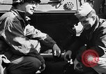Image of American troops aboard LST English Channel, 1944, second 19 stock footage video 65675051824