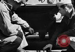 Image of American troops aboard LST English Channel, 1944, second 23 stock footage video 65675051824