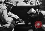 Image of American troops aboard LST English Channel, 1944, second 24 stock footage video 65675051824