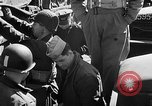 Image of American troops aboard LST English Channel, 1944, second 25 stock footage video 65675051824