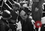 Image of American troops aboard LST English Channel, 1944, second 27 stock footage video 65675051824