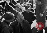 Image of American troops aboard LST English Channel, 1944, second 28 stock footage video 65675051824