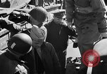 Image of American troops aboard LST English Channel, 1944, second 30 stock footage video 65675051824