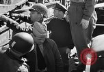 Image of American troops aboard LST English Channel, 1944, second 32 stock footage video 65675051824