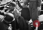 Image of American troops aboard LST English Channel, 1944, second 33 stock footage video 65675051824