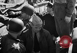 Image of American troops aboard LST English Channel, 1944, second 34 stock footage video 65675051824