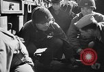Image of American troops aboard LST English Channel, 1944, second 39 stock footage video 65675051824