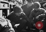 Image of American troops aboard LST English Channel, 1944, second 40 stock footage video 65675051824